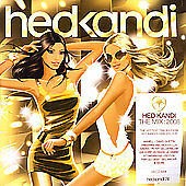 Various Artists Hed Kandi: The Mix 2008 CD - FREE Shipping - Mint condition