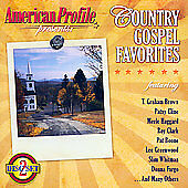 American Profile Country Gospel Favorites, Various Artists, New