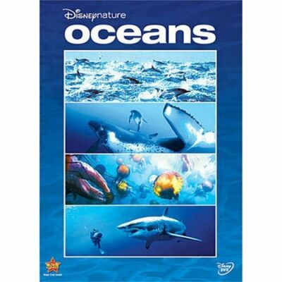 Disneynature: Oceans, Good DVD, Pierce Brosnan, Jacques Perrin, Pedro Armendáriz