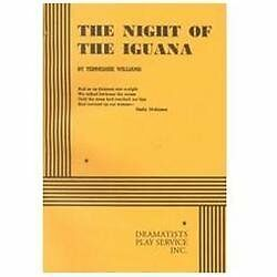 The Night of the Iguana, Williams, Tennessee, Tennessee Williams, Good Book
