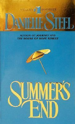 Summer's End, Steel, Danielle, Good Book