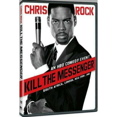 Chris Rock: Kill the Messenger, Good DVD, Chris Rock, Marty Callner
