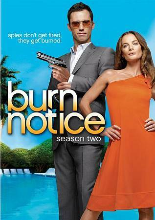 Burn Notice: Season 2 by Jeffrey Donovan, Gabrielle Anwar