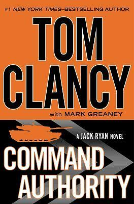 Command Authority (Jack Ryan) by Clancy, Tom, Greaney, Mark