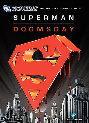Superman: Doomsday, Good DVD, Adam Baldwin, Anne Heche, James Marsters,