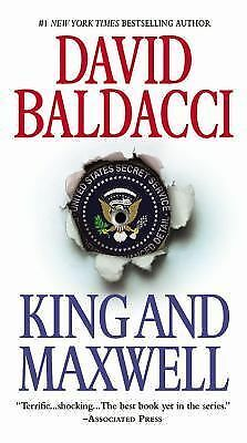 King and Maxwell (King & Maxwell) by Baldacci, David