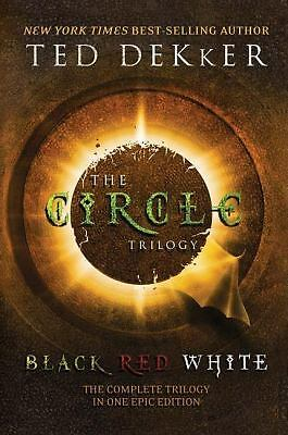 Black/Red/White (The Circle Trilogy 1-3), Ted Dekker, Good Book