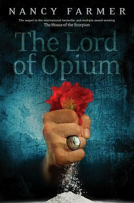The Lord of Opium, Farmer, Nancy, Good Condition, Book
