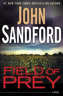 Field of Prey, Sandford, John, Good Condition, Book
