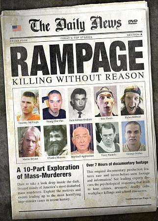 Rampage: Killing Without Reason by Various