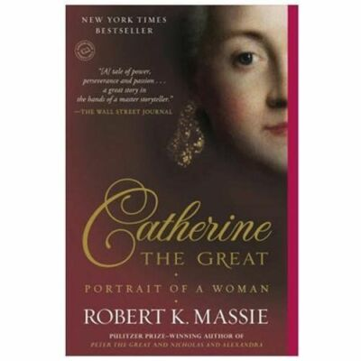 Catherine the Great: Portrait of a Woman, Massie, Robert K., Good Book