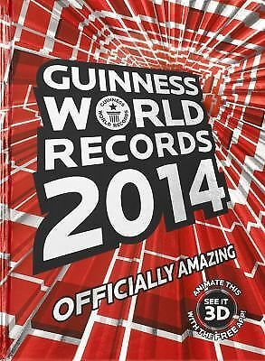 Guinness World Records 2014 by Guinness World Records