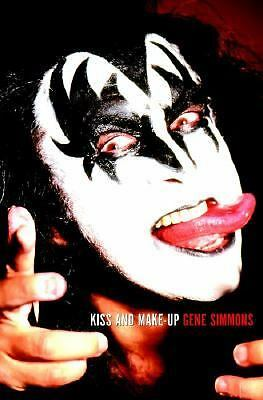 KISS and Make-up by Simmons, Gene