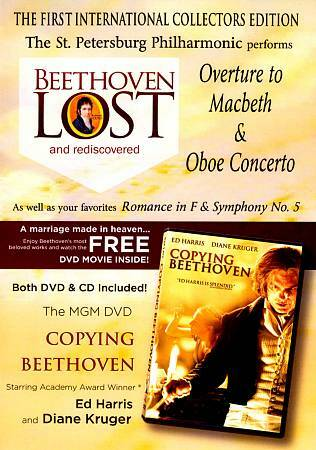 St. Petersburg Philharmonic: Beethoven Lost and Rediscoverd (DVD, 2011)