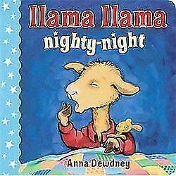 Llama Llama Nighty-Night by Dewdney, Anna