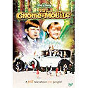 The Gnome-Mobile, Good DVD, Gil Lamb, Norman Grabowski, Charles Lane, Jerome Cow