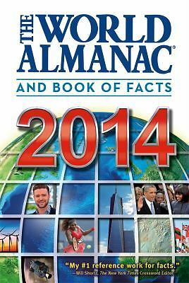 World Almanac and Book of Facts 2014 (World Almanac & Book of Facts), , Good Boo