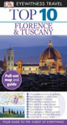 Top 10 Florence and Tuscany (Eyewitness Top 10 Travel Guides), Bramblett, Reid,