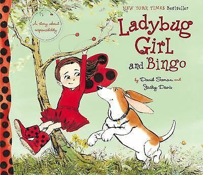 Ladybug Girl and Bingo by Davis, Jacky