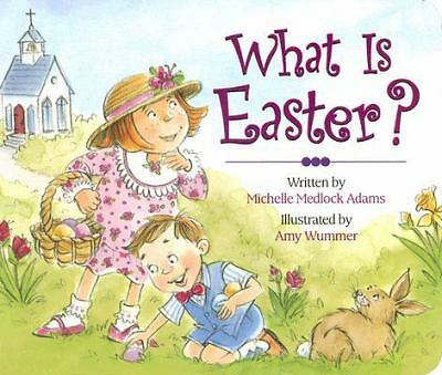 What Is Easter?, Michelle Medlock Adams, Good Condition, Book