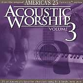 Acoustic Worship 3, Various Artists, Good