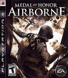 Medal of Honor: Airborne - Playstation 3 by