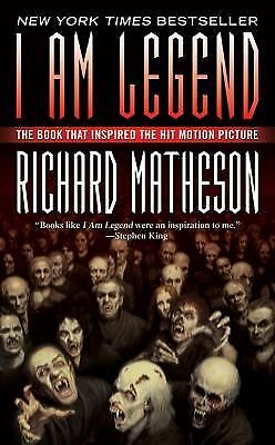 I Am Legend, Richard Matheson, Good Book