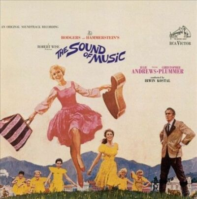 The Sound of Music (1965 Film Soundtrack), Richard Rodgers, Oscar Hammerste, New