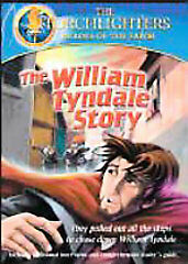 Torchlighters: William Tyndale, Good DVD, ,