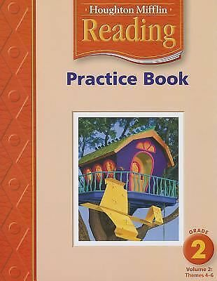 Houghton Mifflin Reading Practice Book: Grade 2 Volume 2 by HOUGHTON MIFFLIN