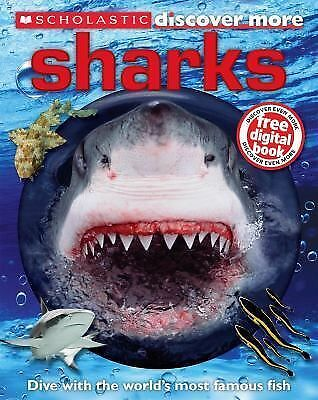 Scholastic Discover More: Sharks by Arlon, Penelope
