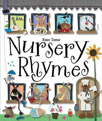 Nursery Rhymes (Kate Toms Series) by Toms, Kate