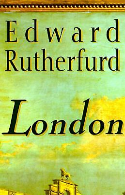 London: The Novel by Edward Rutherfurd