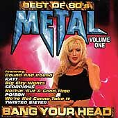 Best of 80's Metal 1, Various Artists, Good