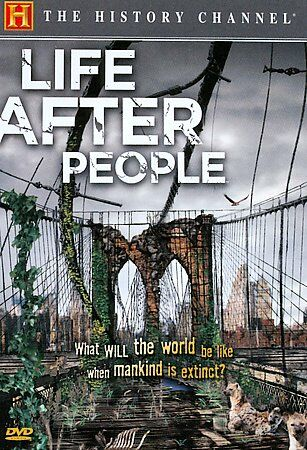 Life After People (History Channel), Good DVD, , David de Vries