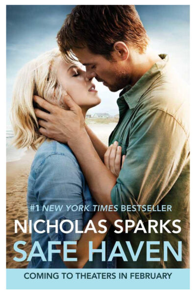 Safe Haven by Sparks, Nicholas