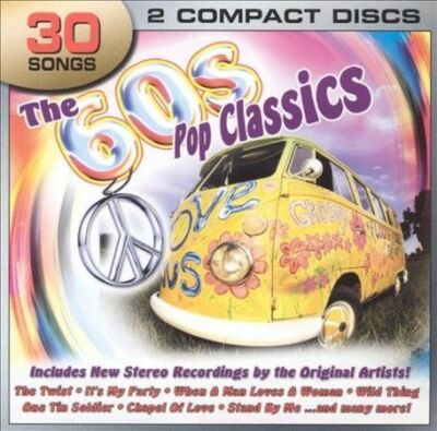 The 60's Pop Classics, Various, Good