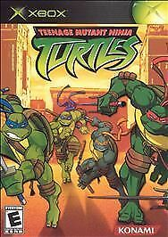 Teenage Mutan Ninja Turtles, Good Xbox, Xbox Video Games