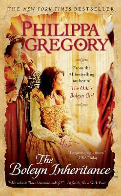 The Boleyn Inheritance by Gregory, Philippa