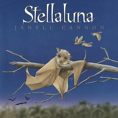 Stellaluna by Cannon, Janell
