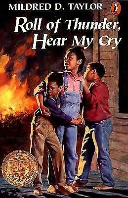 Roll of Thunder, Hear My Cry by Taylor, Mildred D.