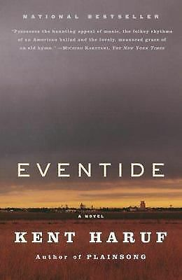 Eventide, Kent Haruf, Good Condition, Book