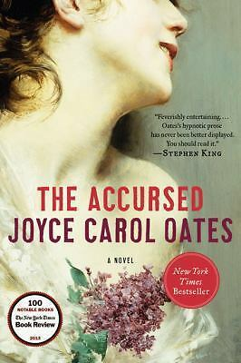The Accursed: A Novel, Oates, Joyce Carol, Good Book
