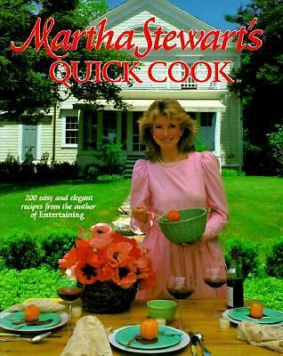 Martha Stewart's Quick Cook by Stewart, Martha