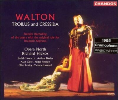 Walton: Troilus & Cressida, , Good Box set