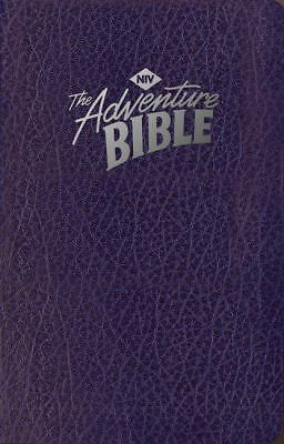 Adventure Bible, Revised, NIV by Richards, Lawrence O.
