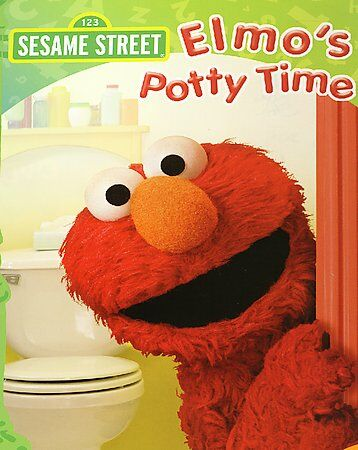 Sesame Street - Elmo's Potty Time by Kevin Clash, Bill Barretta, Fran Brill, St
