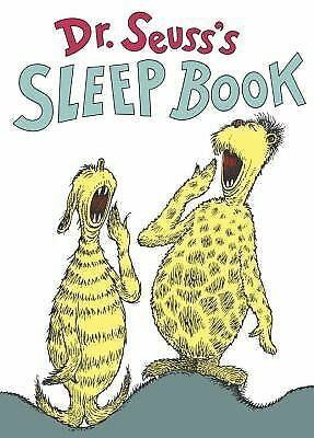 Dr Seuss's Sleep Book by Seuss, Dr.