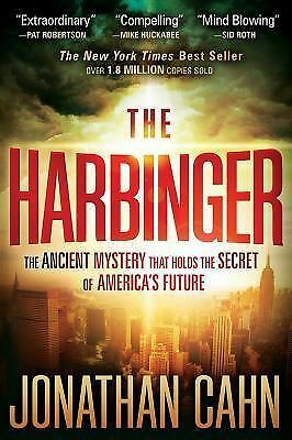 The Harbinger: The ancient mystery that holds the secret of America's future, Jo