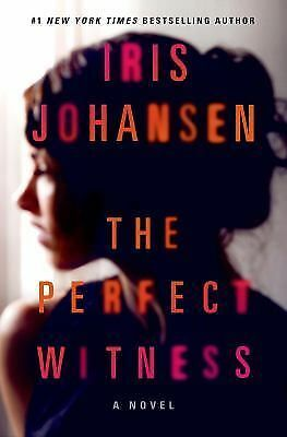 The Perfect Witness: A Novel, Johansen, Iris, Good Book
